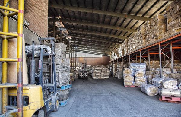 شرکت پشم سنگ